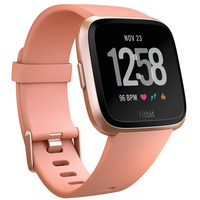 Fitbit Watch VERSA Peach/Rose Gold