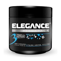 Elegance Tripple Action Gel Blue 500ML