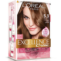 L'Oreal 5.3 Golden Light Brown Excellence Creme