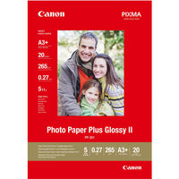 Canon Photo Paper PP 201 Plus Glossy A3+20 Sheets