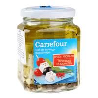 Carrefour Feta In Oil 300 g