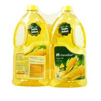 Carrefour Corn Oil 1.8 Liter 2 Pieces