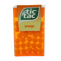 Tic Tac Orange flavored Mints 16g