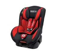 سباركو مقعد سيارة للأطفال 1 - 4  سنوات لون أحمر