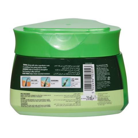 Vatika-Naturals-Hair-Styling-Cream-Nourish-&-Protect-210ml