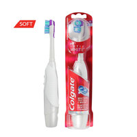 Colgate Vibration Toothbrush Optic White Power Work With Batteries