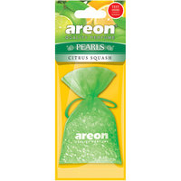 Areon Air Freshener Cardboard Citrus Squash Pearls