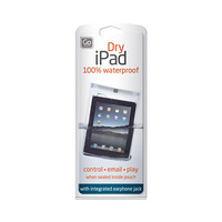 Go Travel Dry Ipad Waterproof Pouch