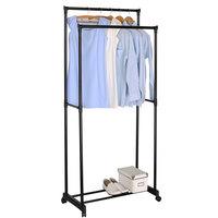 Garment Rack H157Xl74.5Xw29Cm