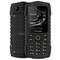 Xtouch Mobile XBot Dual Sim Swimmer Black