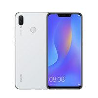 هواوي سمارت فون نوفا 3i نانو ثنائي الشريحة 128 جيجا بايت أندرويد لون أبيض