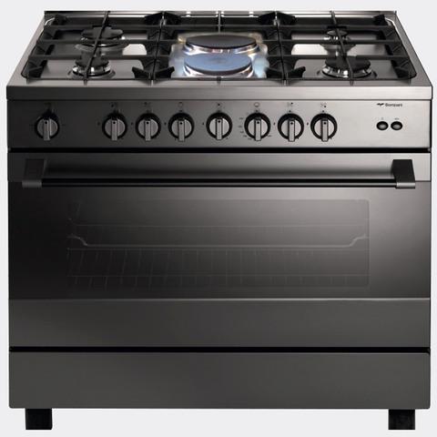 Bompani-90X60-Cm-Gas-&-Electric-Cooker-Diva-BO683MH