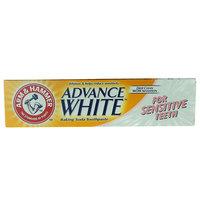 Arm & Hammer Advance White Baking Soda Toothpaste For Sensitive Fresh 115G
