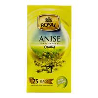 Royal Herbs Anise Tea 25 Bags