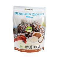 Econutrena Desiccated Coconut Medium 250GR
