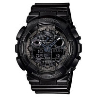 Casio G-Shock Men's Analog/Digital Watch GA-100CF-1A