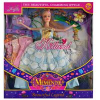 Kelland Doll 11.5'' Fashion Set Assorted
