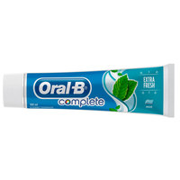 Oral-B Complete Extra Fresh Mint Fluoride Toothpaste 100ml