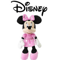 Disney Mickey Core Plush Minnie 10""