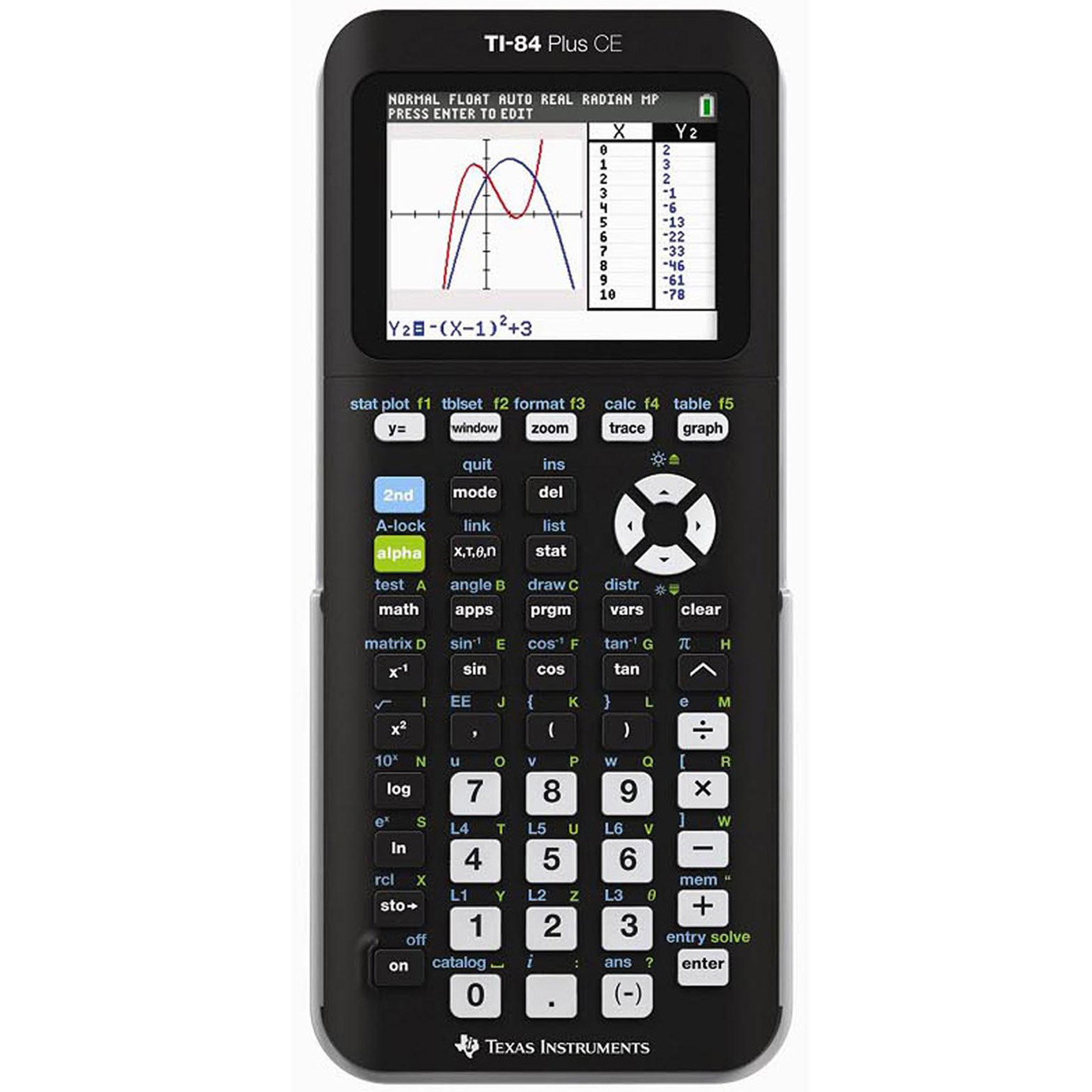 TEXAS TI-84 PLCE GRAPHIC