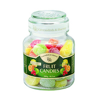 Cavendish & Harvey  Candy Fruit Jar 300GR