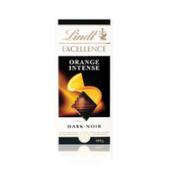 Lindt Excellence Orange Intense Dark 100GR