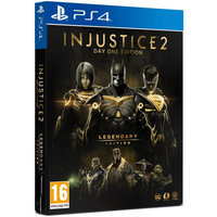 Sony PS4 Injustice 2 Legendary Edition