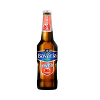 Bavaria Non-Alcoholic Beer Bottle Strawberry 33CL