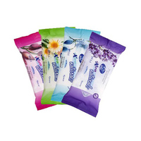 Uni Pocket Wipes Extra Naturals 15 Sheets