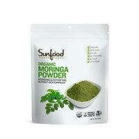 صن فود سوبر فوودس مسحوق المورينجا العضوي خالي من الغلوتين 227 غرام