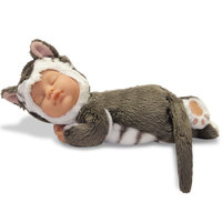 "Anne Geddes Dolls -9"""" Baby Kitten"