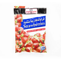 Al Kabeer Frozen Strawberry 900 g