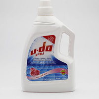 U-Do Floor Cleaner Rose Smell 3 L