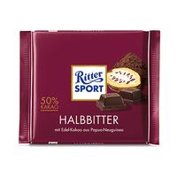 Ritter Sport Halbbitter Chocolate 100GR