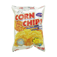 Crown Corn Chips Roasted Corn Flavor 70g