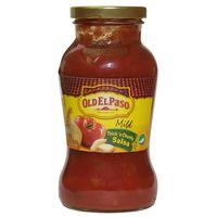 Old El Paso Mild Thick 'N Chunky Salsa 453g