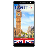 iBrit Z2 Lite Dual Sim 4G 16GB Blue