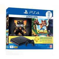 Ps4 Console & Bundles 1TB 2 Games And 1 Month PS Plus Membership