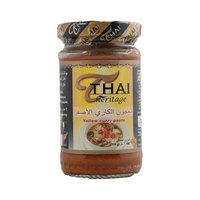 Thai Heritage Yellow Curry Paste 100 Ml