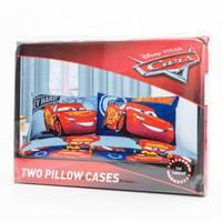 Cars Pillow Case 2pc Set
