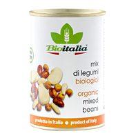 Bioitalia Mixed Beans 400g