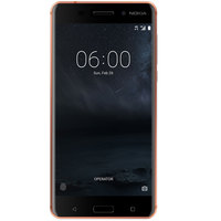 Nokia 6 Dual Sim 4G 32GB Copper White