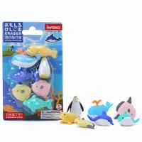 Iwako Marine Animals Eraser