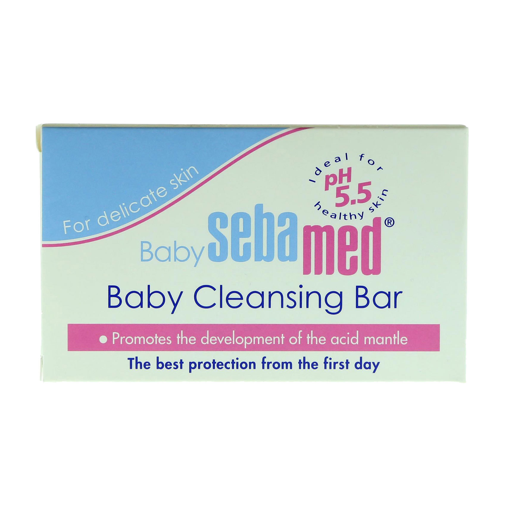SEBAMED BB CLEANSING BAR 150GM