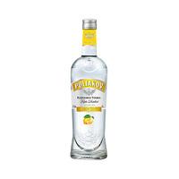 Poliakov Vodka Lemon 70CL + 70CL Free