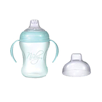 Nuby Natural Cup Green
