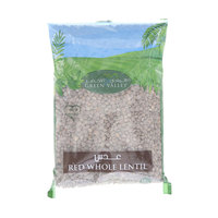 Green Valley Red Whole Lentil 500g
