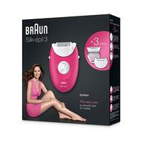 Braun Silk-epil 3 3-410 Epilator