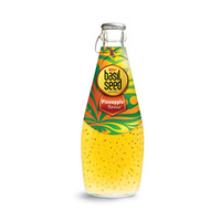 Basil Seed Juice Pineapple 290ML