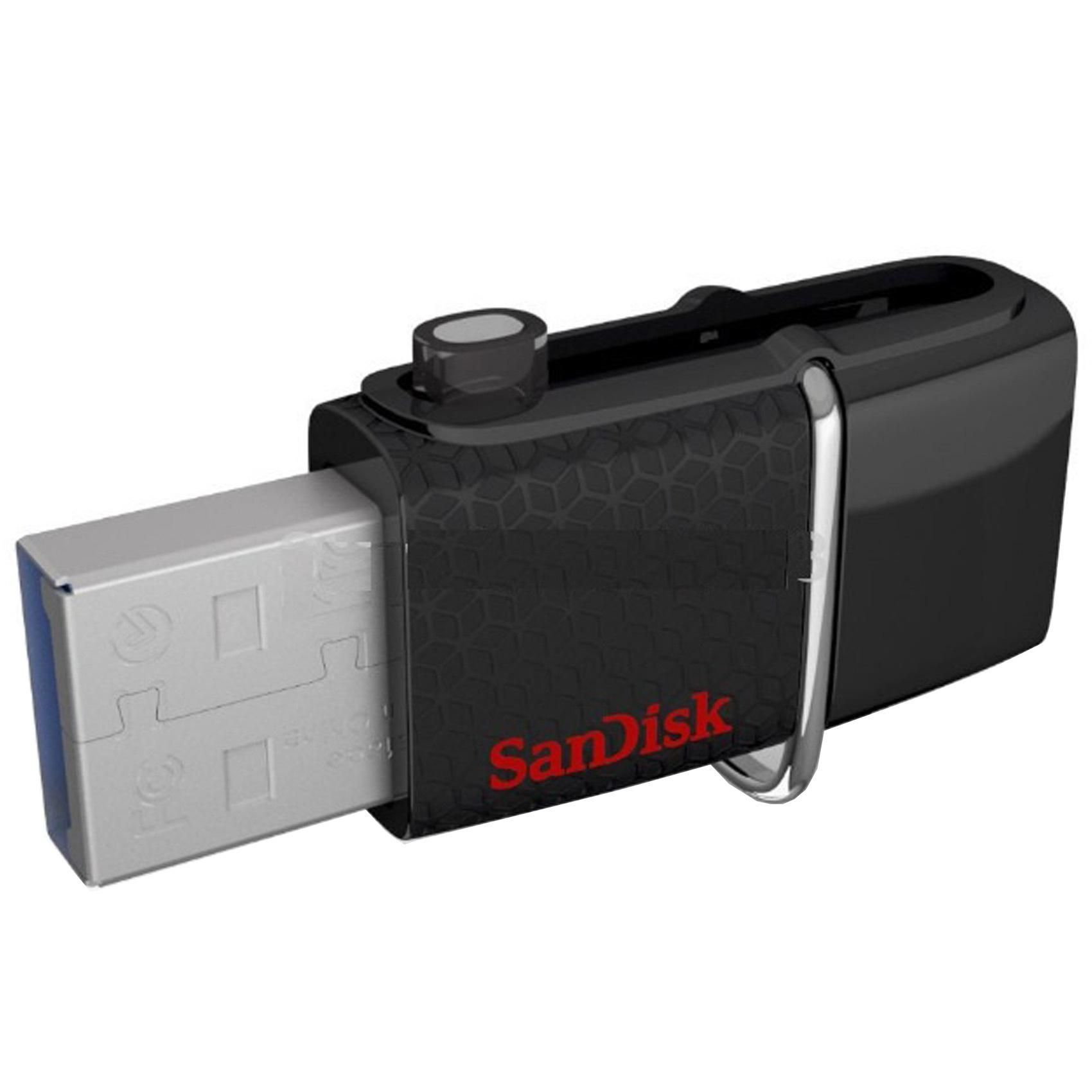 SANDISK OTG DUAL DR ULTRA ANDR 64GB